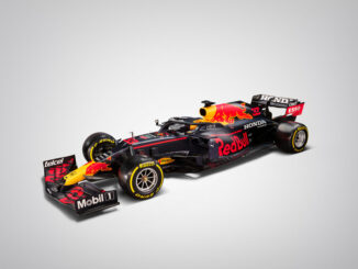 Red Bull racing RB16B 2021