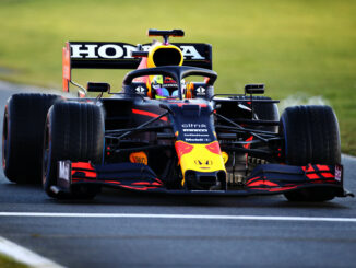 F1 2021 Sergio Perez Red Bull Racing