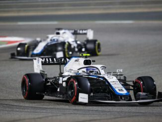 F1 2021 Williams Racing