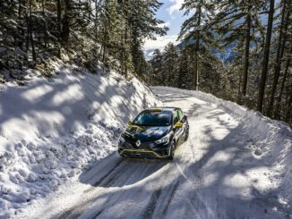2021 Renault Clio Rally4