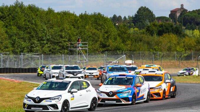 2021 Renault Clio Cup