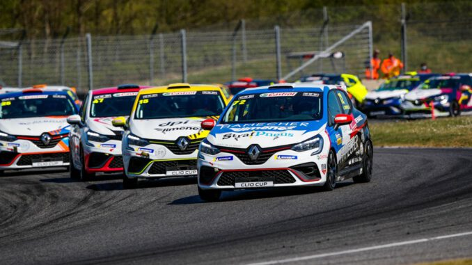 2021 Clio Cup Europe