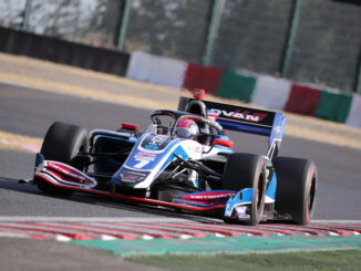 2021 SuperFormula KCMG