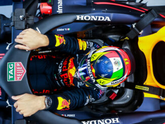 F1 2021 Red Bull Racing Tag Heuer