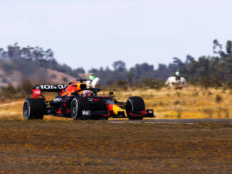 F1 2021 Max Verrstappen GP Portugal Red Bull Racing