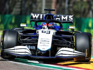 F1 2021 Williams George Russell