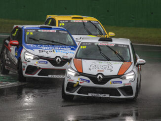 2021 Clio Cup Europe at the Autodromo Nazionale Monza David Pouget