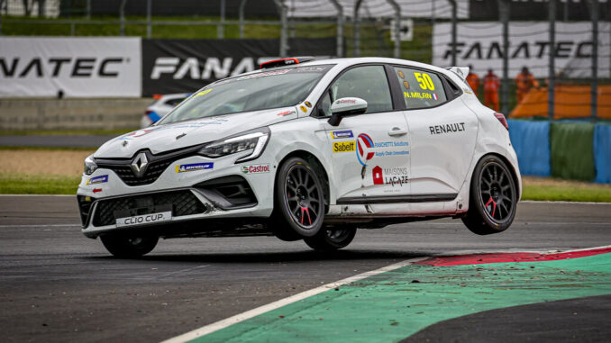 2021 Clio Cup Europe Circuit Nevers Magny-Cours