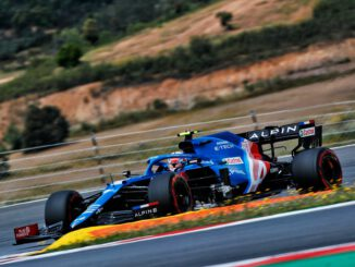 F1 2021 Alpine F1 Grand Prix Portugal