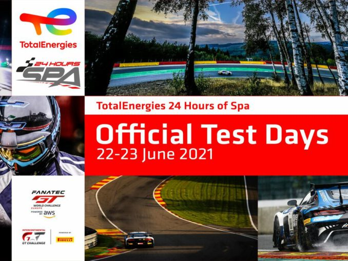 TotalEnergies 24 Hours of Spa