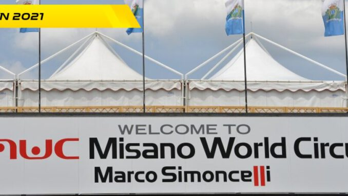 2021 Clio Cup Europe Misano
