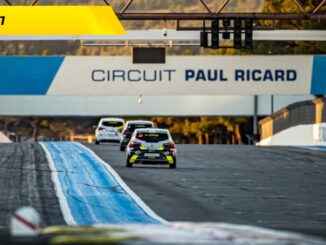 2021 Clio Cup Europe round 6 Paul Ricard