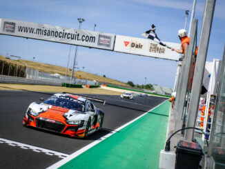 Fanatec GT World Challenge Europe powered by AWS Sprint Cup 2021 Audi R8 LMS Dries Vanthoor/Charles Weerts