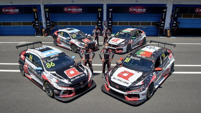 2021 WTCR 2021 All Ink
