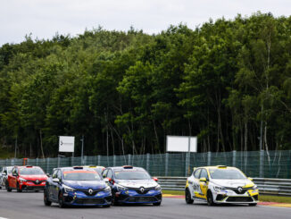 2021 Clio Cup Pouget David Spa