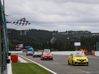 2021 CLIO CUP EUROPE MILAN COMPETITION Spa-Francorchamps