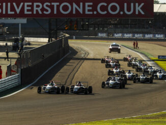 2021 F4 British Championship certified by FIA – powered by Ford EcoBoost Jakob Ebrey Photography