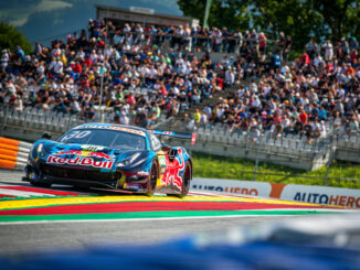 2021 DTM Red Bull Racing AF CORSE Liam Lawson