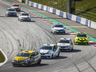 2021 ENAULT CLIO CUP EUROPE,