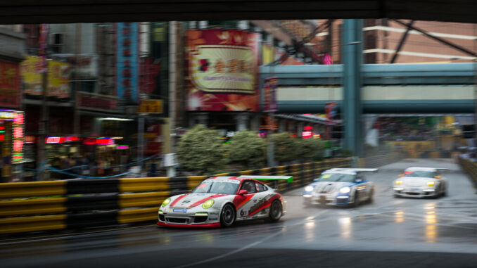 2021 Porsche Carrera Cup Asia Presented by AximTrade to host invitational event at Macau