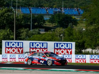 2021 WTCR − FIA World Touring Car Cup Luca Engstler